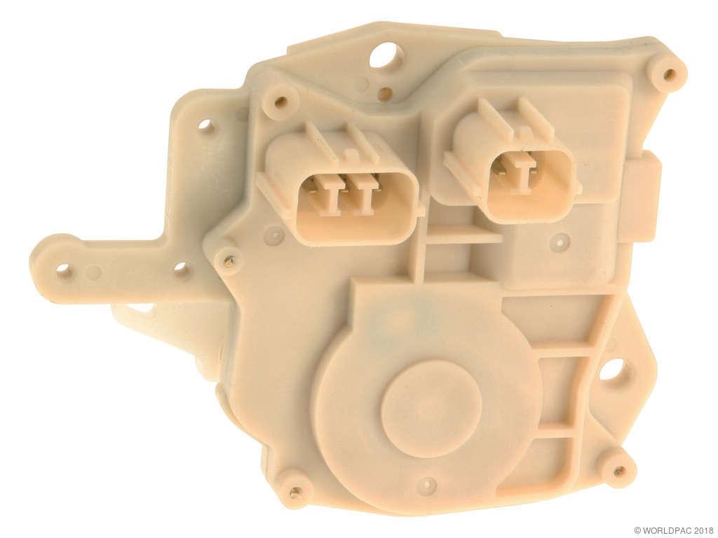 acura mdx door lock actuator motor replacement dorman wso go parts
