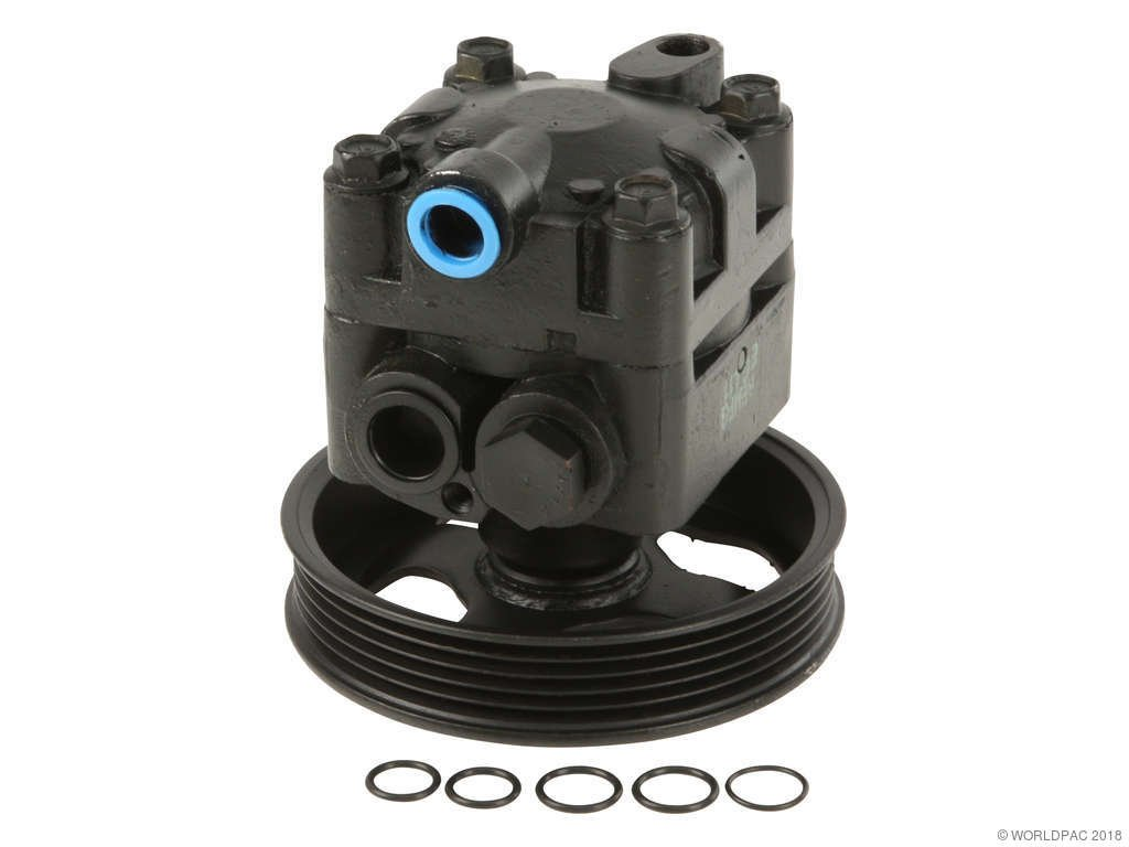 Subaru Legacy Power Steering Pump Replacement Arc Atlantic 2002 Cardone W0133 1778177 Production 01