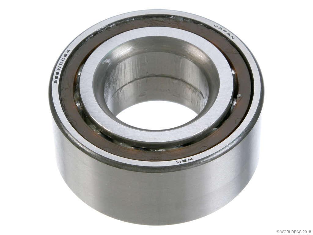 Toyota Tercel Wheel Bearing Replacement (Beck Arnley, FAG, Koyo, MPA
