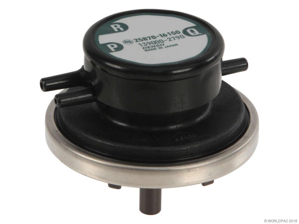 Toyota Corolla EGR Valve Control Solenoid Replacement