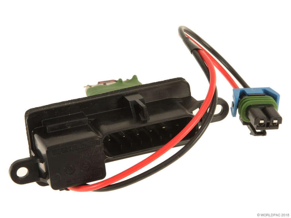 HVAC Blower Motor Control Unit Global 1711350