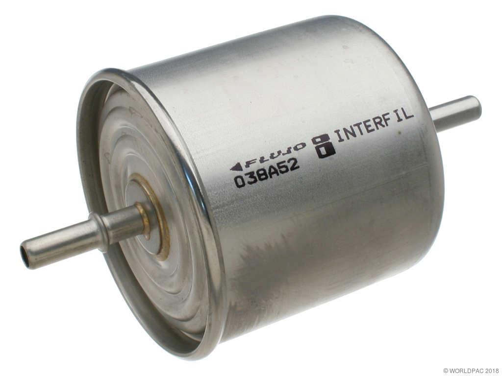 1986 Mercury Cougar Fuel Filter (Interfil W0133-1705961)