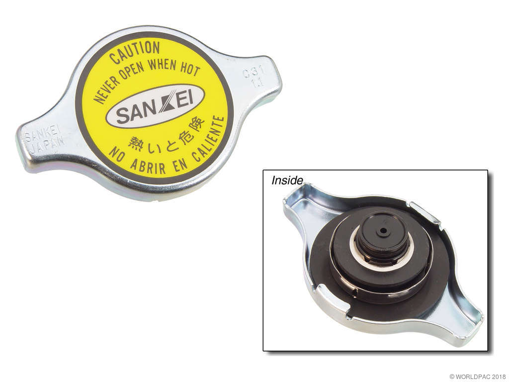 1994 Acura Integra Radiator Cap (Sankei Switches W0133-1638458) for OE  radiator on Models .