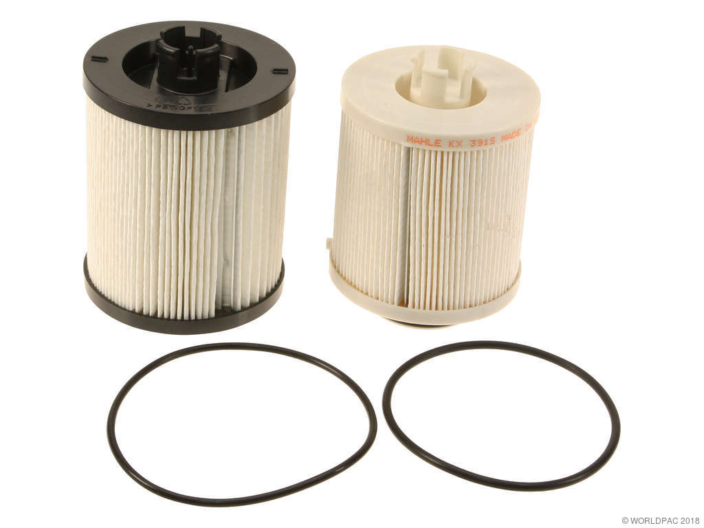 Ford F 250 Super Duty Fuel Filter Replacement Fram Full Hastings 2011 F250 Housing 2010 8 Cyl 64l Mahle W0133 1930052