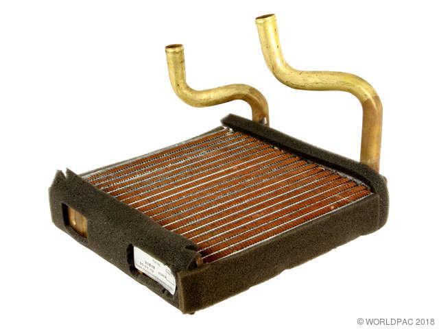 1995 Eagle Summit HVAC Heater Core Metrix