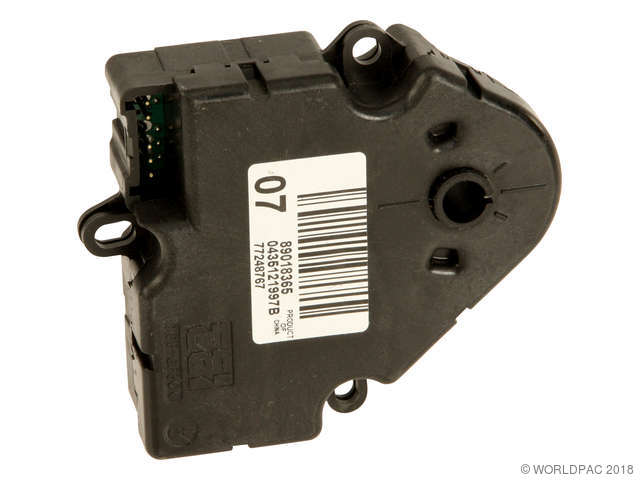 2003 Cadillac Escalade HVAC Heater Blend Door Actuator ACDelco