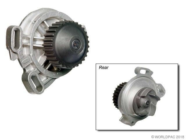 1990 Audi 100 Engine Water Pump Graf