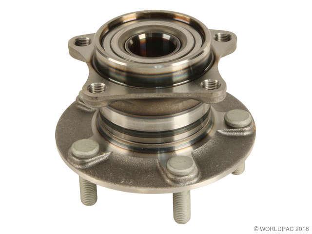 2007 Mazda CX-7 Wheel Bearing and Hub Assembly SKF