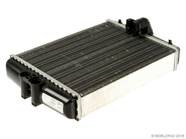2000 Mercedes-Benz CL500 HVAC Heater Core Metrix