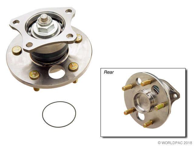 1997 Toyota Camry Wheel Bearing and Hub Assembly SKF